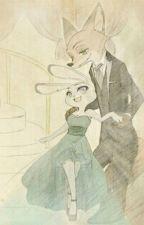 antes de mi boda (Zootopia) Nicudy by Mabel_san