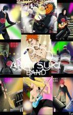 Akatsuki Battle Of The Bands by skullx24