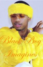Black Boy Imagines  by chanelthatbitch