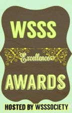 WSSS Excellence Awards by WSSSociety
