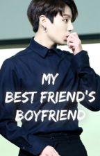 My Best friend's boyfriend  (Jungkook X reader) by my_little_hearteu