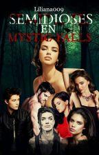 Semidioses en Mystic Falls by Liliana009