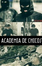 Academia de Chicos by MitaTorres0