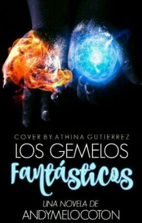 Los gemelos fantásticos. by andymelocoton