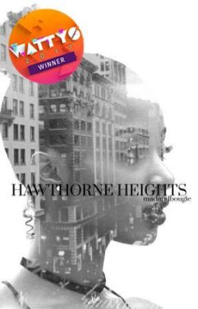 Hawthorne Heights by madandbougie