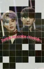 Zombie Apocalips × KookMin (PAUSADA) by httpmyKookMin