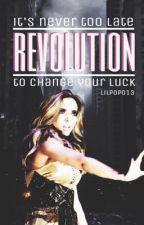 Revolution » Harry Styles by lilpopo13