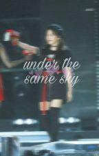 under the same sky ; 정국 x 예림 by yerveluv