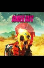 Hold onto me. Danger days fanfiction by killjoybadass