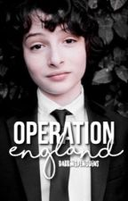 Operation England//Stranger Things Cast by dabbingpenguins