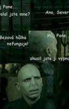 vtipné HP obrázky by Zmijozelka_