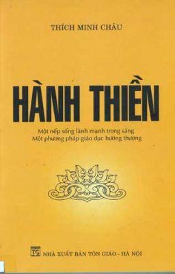 HÀNH THIỀN - HT Thích Minh Châu