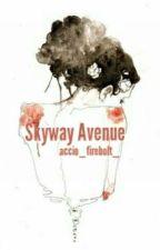Skyway Avenue { Fred Weasley } by accio_firebolt_
