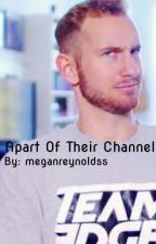 Apart Of Their Channel - J-Fred x Girl Reader by meganreynoldss