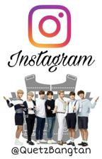 Instagram 📷🎈 //Bangtan Sonyeondan // (BTS y Tu) by QuetzBangtan