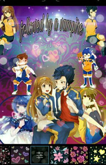 followed by a vampire ( Tsurugi X Kinako X OC) - nisaka27