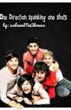 One Direction spanking one shots by xxLeaveMeAlonexx