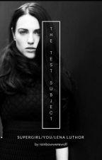 Who I really am (Lena Luthor/you/Supergirl) by rainbowwerewolf