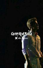 amnesia ✖ osh by omsehun