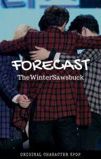 forecast | oc bg by TheWinterSawsbuck