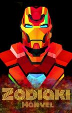 Avengers || Zodiaki i imagify by FindingFrancis