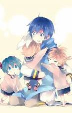 « Aprietos » ─ fanfic vocaloid─ ly_chan59─ by 1Ly-Chan1