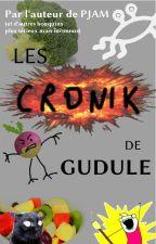 Les chroniques de Gudule by ChristopheNolim