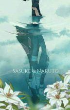 Sasuke & Naruto. by Naku-chan01