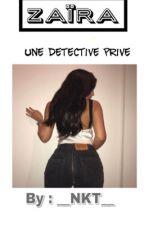 UNE DÉTECTIVE PRIVÉE  by FemmeDeBooba