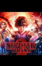 Stranger things imagines by ktwolfhard