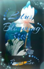Lotus Blooming by RonjaLee