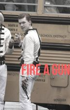 fire a gun ; jerome valeska. by -monaghan