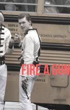 fire a gun ; jerome valeska. by -monaghan