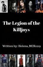 The Legion of the Killjoys by TheMoonsRose