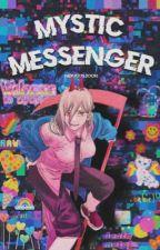 | Mystic Messenger x Reader | by pinkdancemon
