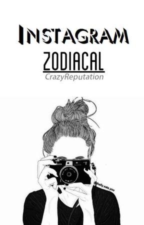 │Instagram • Zodiacal │ by CrazyReputation
