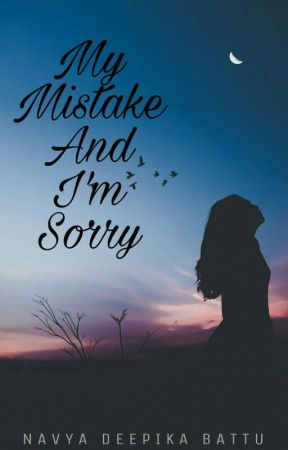 My mistake and I'm sorry