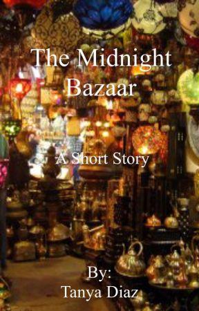 The Midnight Bazaar by musephotos