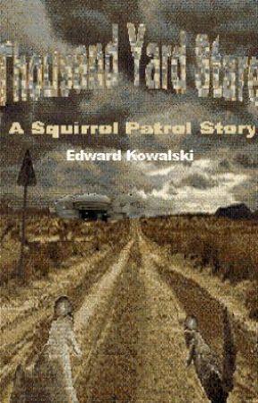 Squirrel Patrol: Thousand-Yard Stare by EdwardKowalski