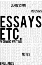 Essays, Etc. by Woowoowriting