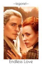 Tauriel und Legolas (Arwen und Aragorn) : Endless Love by --legoriel--