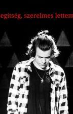 Segítség, szerelmes lettem!// Harry Styles by kszbglrk