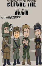 Before The Dawn (Black Ops Fanfic) (Richtofen x Dempsey) by butterfly123199