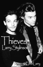 Thieves // Larry and Ziam by sevgiliniall
