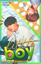 Little boy [Yoonmin] by -sugaboo