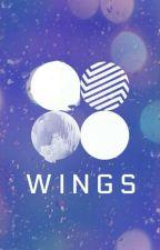 BTS Wings Lyrics by goldenx