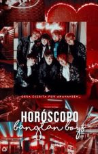 Horóscopo BTS by anahansen_