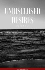 Undisclosed Desires 2 ; camren. by justcolorless