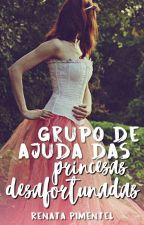 Grupo de Ajuda das Princesas Desafortunadas by queerbaz
