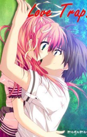 Love Trap. ♥ by mogumogu